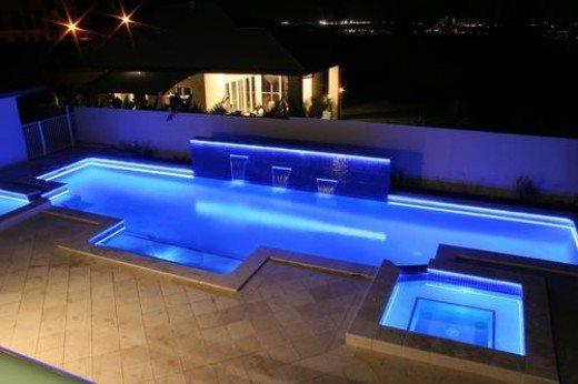 led-piscina