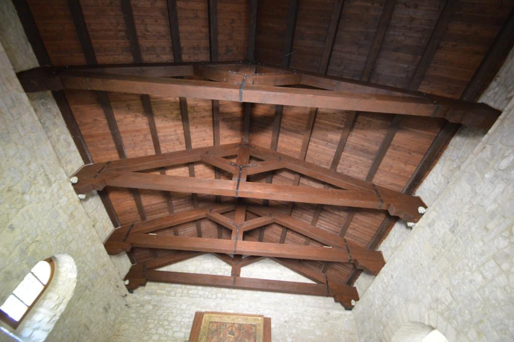 tetto -in-legno-fraine