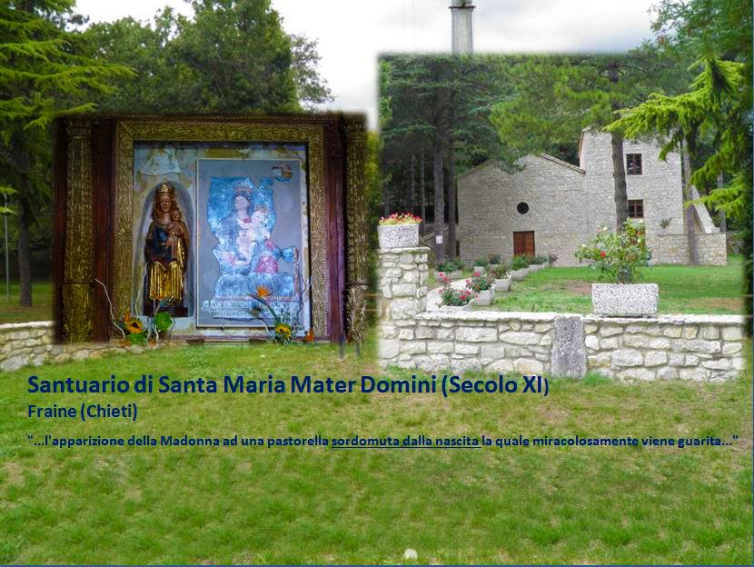 Santuario di Santa Maria Mater Domini di Fraine (Chieti)