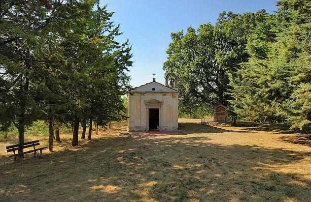 cappella san oto castelbottaccio