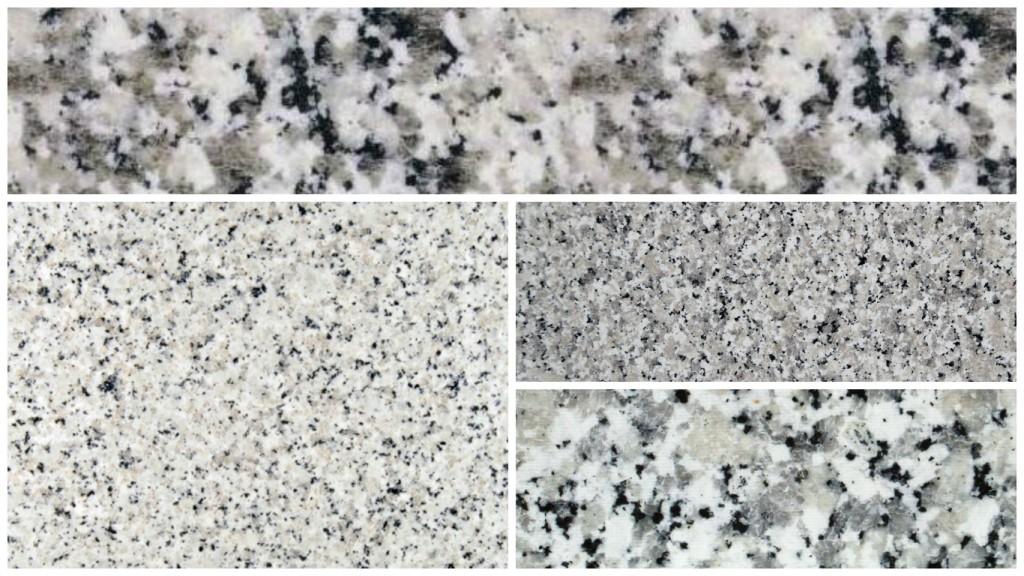 Tipi di granito