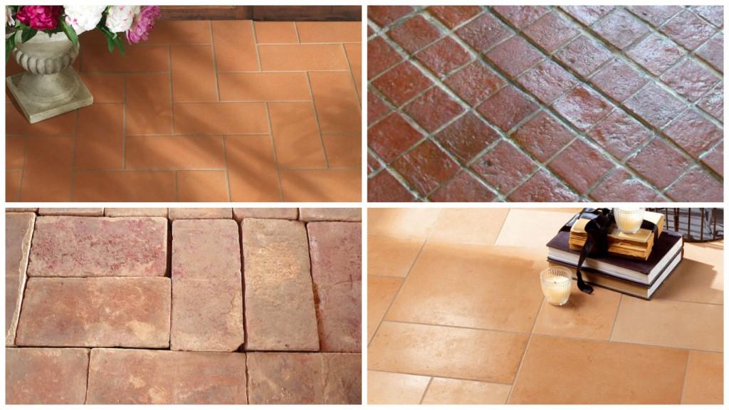 Pavimento in cotto e arredamento moderno cotto toscana for Tipi di arredamento