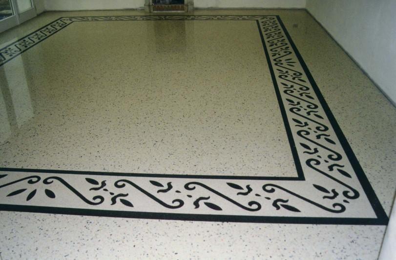 Tipologie di pavimenti per interni for Veneziana pavimento