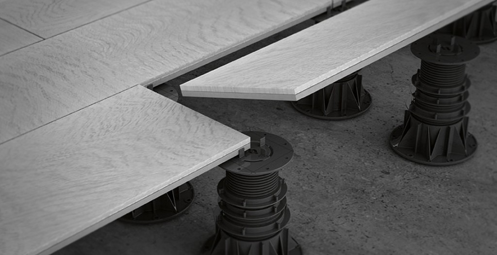 Tipologie di pavimenti per interni - Pavimento flottante esterno ...