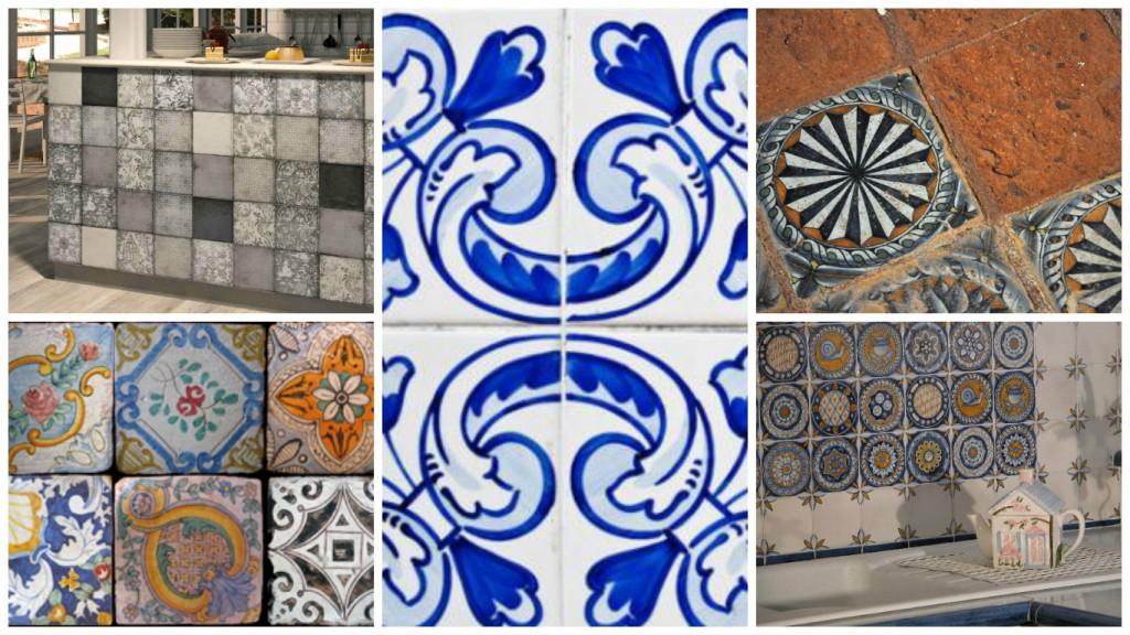 Tipologie di pavimenti per interni for Piastrelle maiolica cucina