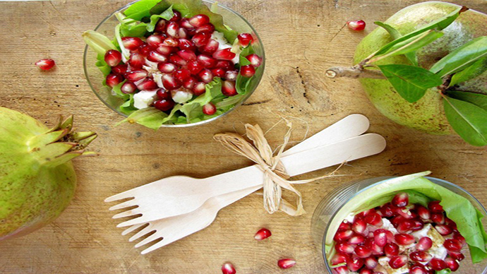 Il melograno frutto della medicina con proprietà benefiche