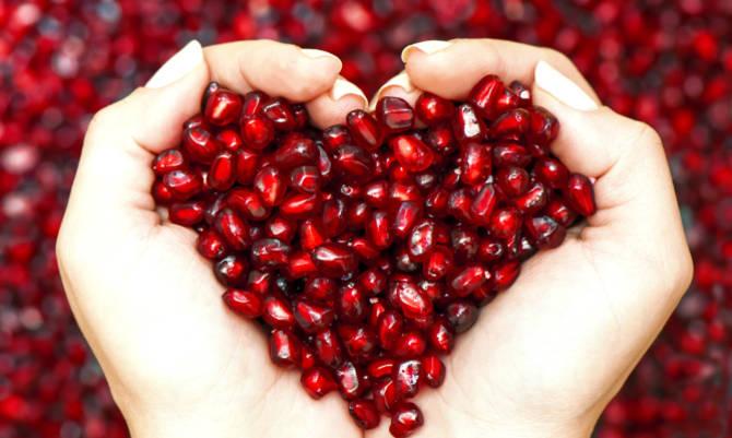 melograno frutto della medicina