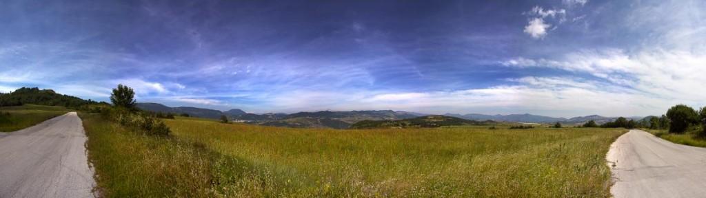 Bagnoli del Trigno panorama