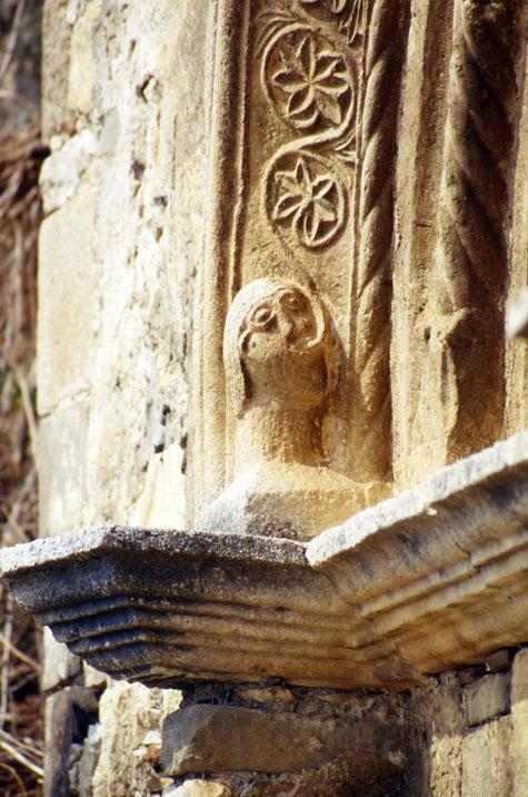 Bagnoli portale chiesa Bagnoli