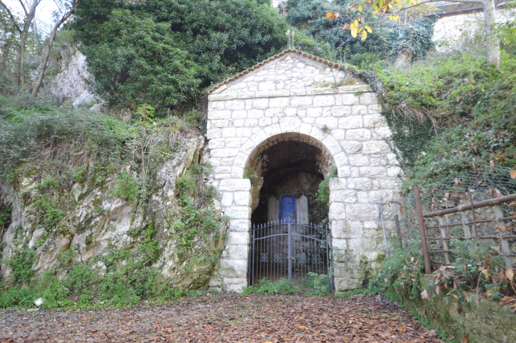 grotta portella
