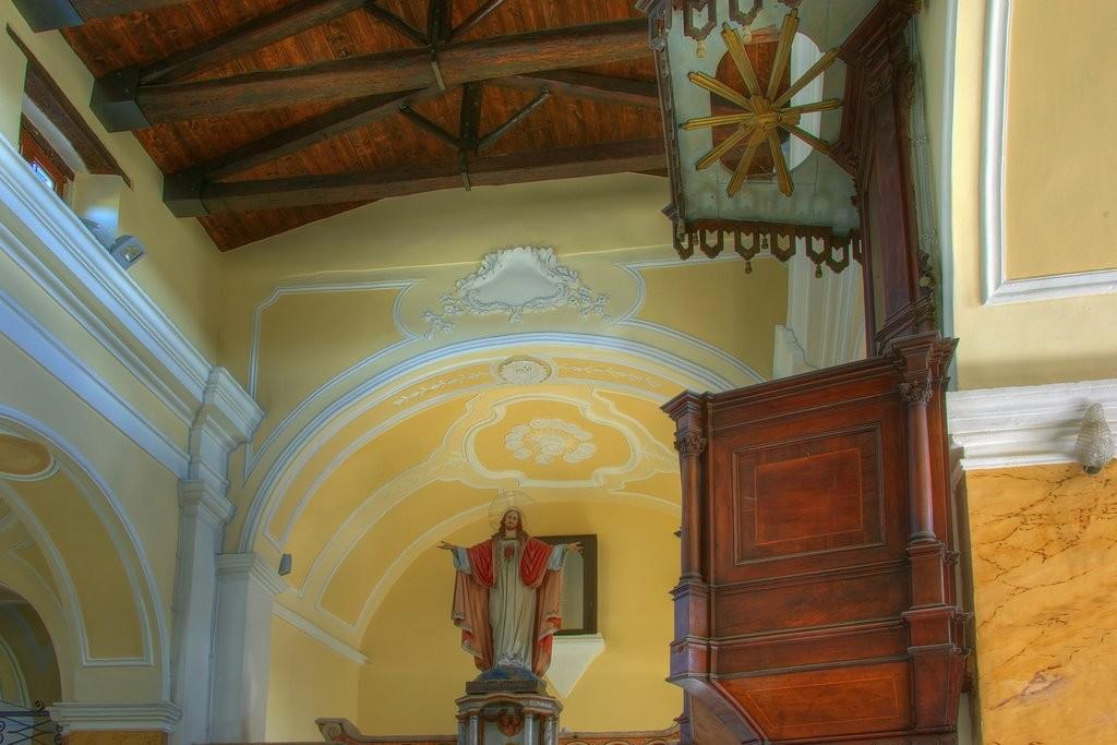 interno chiesa San Silvestro