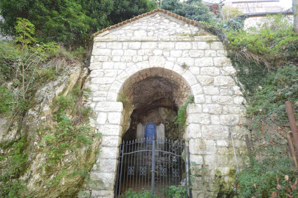 la grotta portella Busso