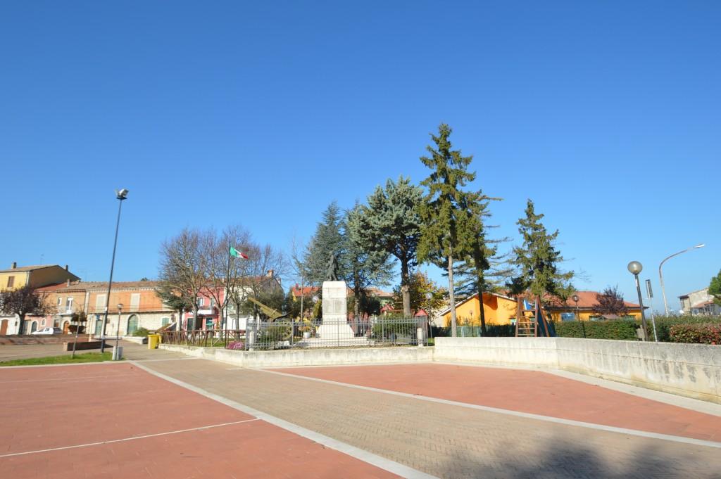 piazza di Busso