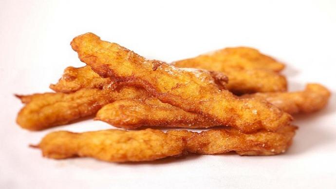 La ricetta delle scrippelle fritte Abruzzesi