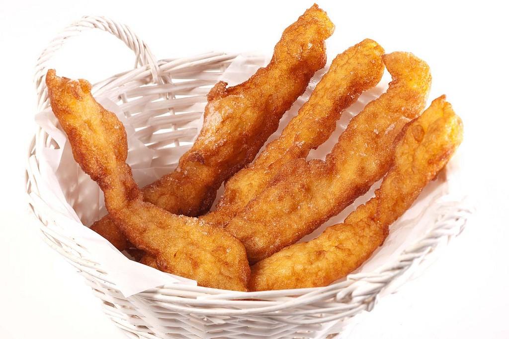 scrippelle fritte