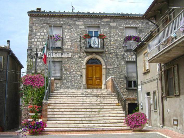 Fresagrandinaria paese medievale dell'Abruzzo
