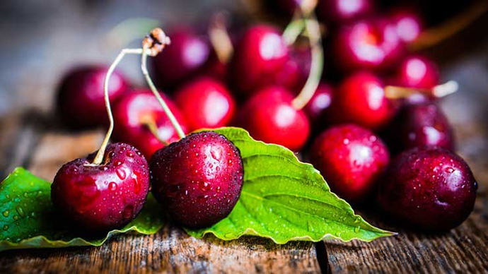 Le ciliegie e i suoi effetti benefici