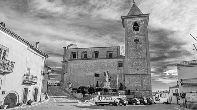 Tufillo comune della provincia di Chieti, Abruzzo