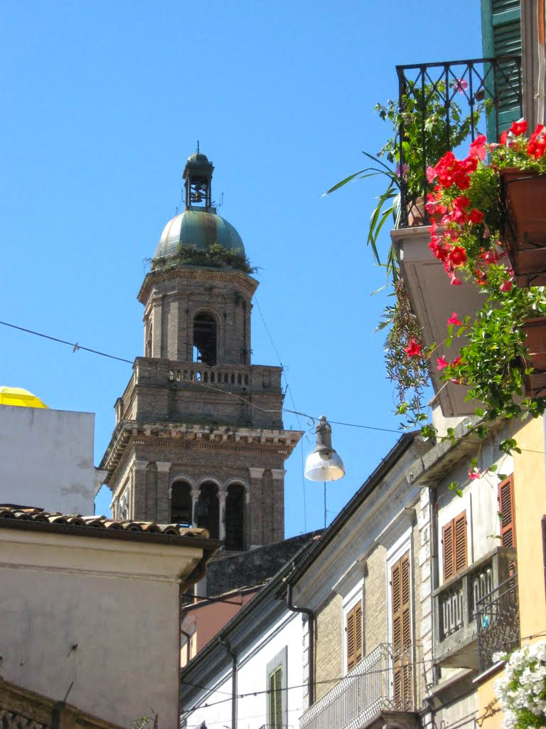campanile casalbordino