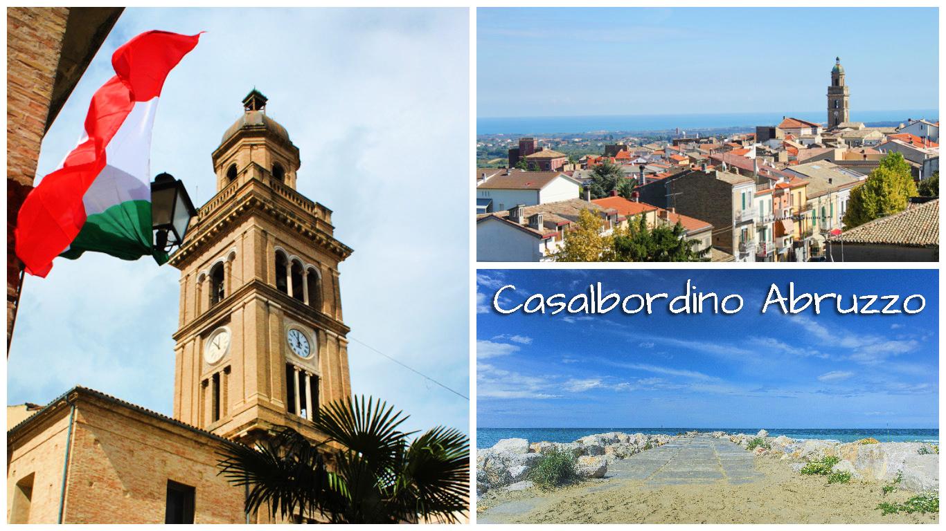 Casalbordino paese del vino situato sulla Costa Adriatica